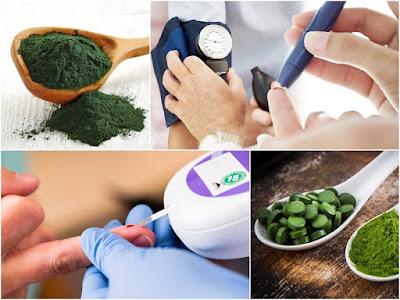 công dụng của tảo xoắn Nhật trong loại bỏ độc tố