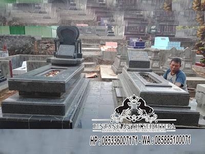 Model Kuburan Kristen Minimalis, Model Kijing Granit, Model Kuburan Minimalis