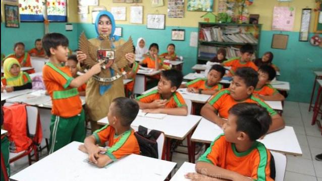 Guru Khawatir Doktrinasi Gaya Orba Gerogoti Dunia Pendidikan Lewat Pelajaran Wajib Pancasila
