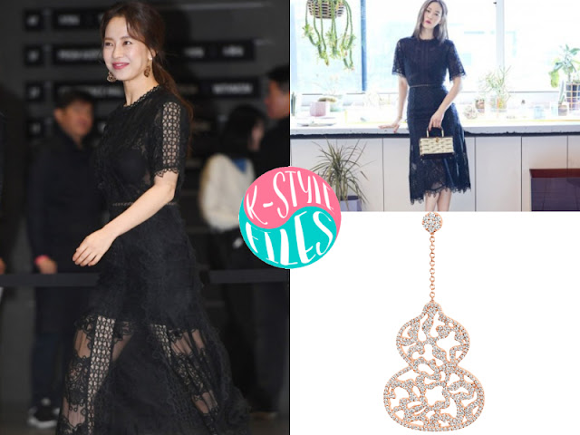 Song Ji Hyo at SBS Entertainment Awards 2018 f09ffa9e8bd1