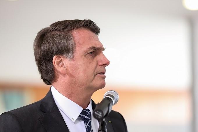 Bolsonaro anuncia saída do PSL e criação do Aliança pelo Brasil