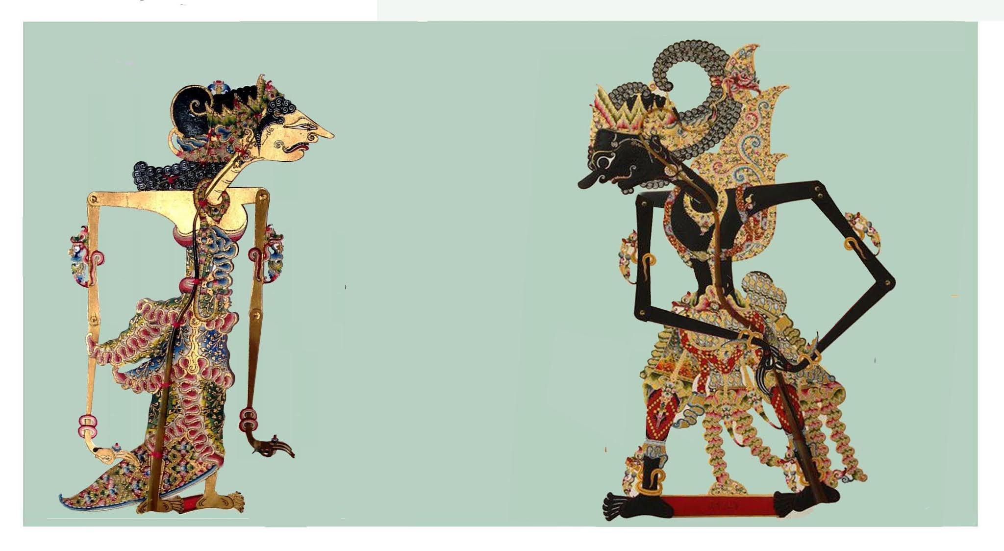 Kisah Cinta Dewi Arimbi dan Bima , Cinta Pada Pandangan Pertama Itu Ada