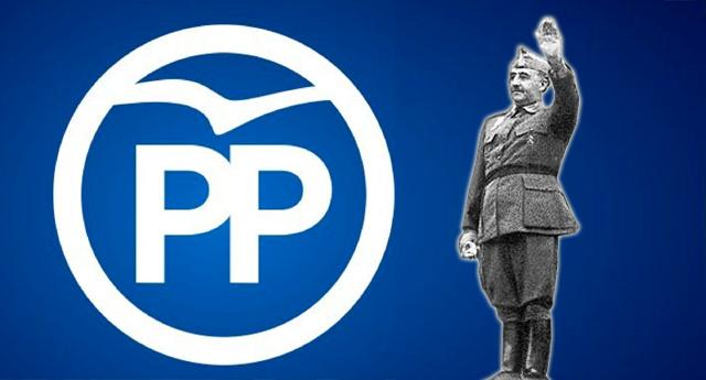El PP veta la reforma de la ley de Memoria Histórica