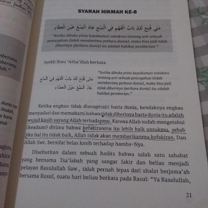 Review Al Hikam Sholeh Darat
