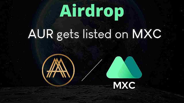 mxc exchange airdrop