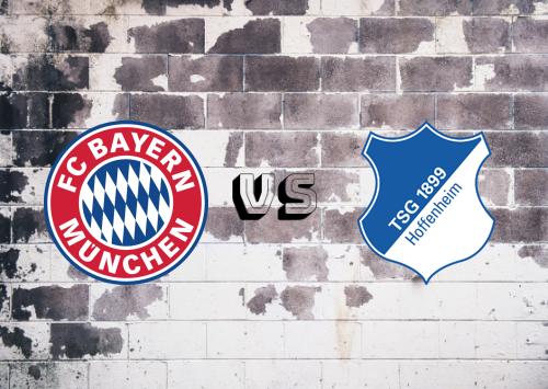 Bayern München vs Hoffenheim  Resumen y Partido Completo