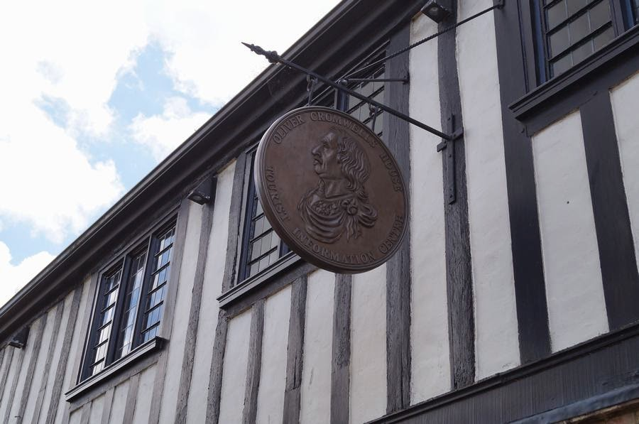 casa de Oliver Cromwell, Ely