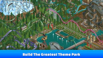 Download RollerCoaster Tycoon® Classic Data + Mod Apk Terbaru