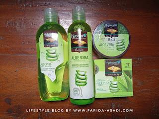 Herborist Aloe Vera Series