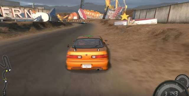 Need for Speed ProStreet NFS PC Game Download Complete Setup Direct Download Link