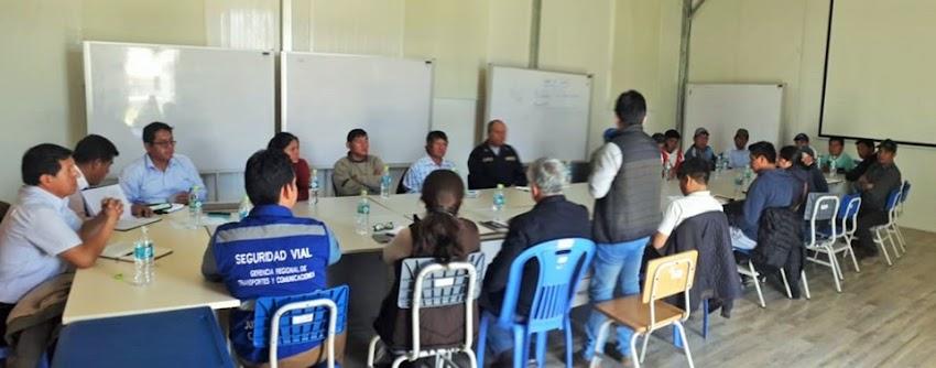 Cajabamba tendrá carretera hacia Trujillo por Araqueda