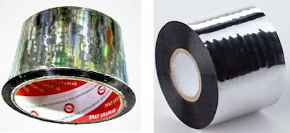 Metalizing Duct Tape