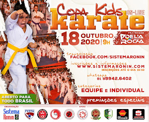 5ª Copa Kids de Karate On-Line