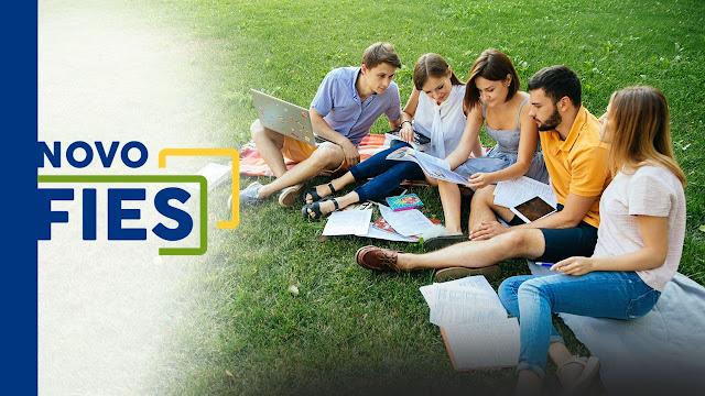Programa de financiamento estudantil - Fies