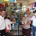 Candidatos de MC Dialogan con Comerciantes del tianguis en Bacobampo