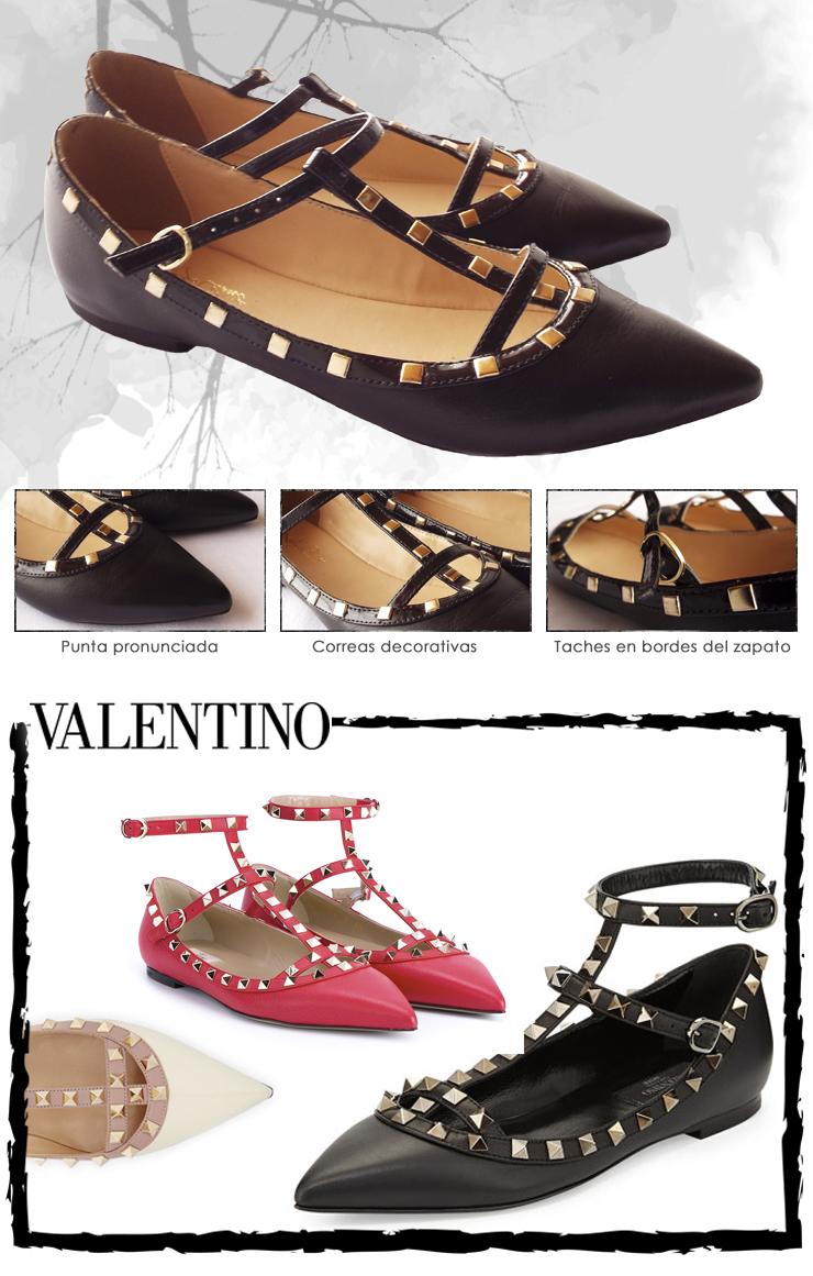 Haul flast inspiradas en VALENTINO y guía de compras