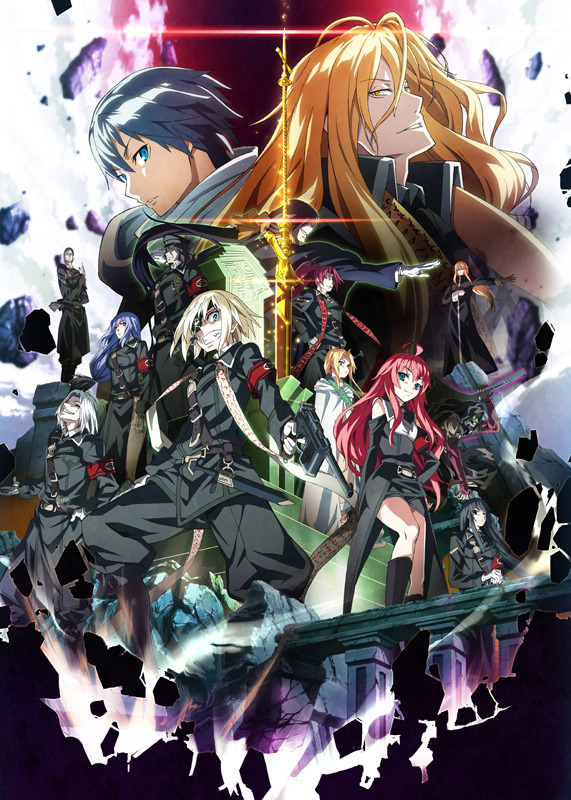 Dies Irae, Anime Dies Irae,Tải Về Dies Irae