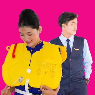 Jam Kerja Pramugari Maskapai Penerbangan Indonesia