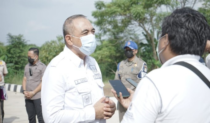Meskipun Pandemi, Realisasi PBB dan BPHTB Semester 1 di Kabupaten Tangerang Tetap Tumbuh