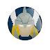 Thor (Thor) - Botton (#TH001) - 3,8 cm