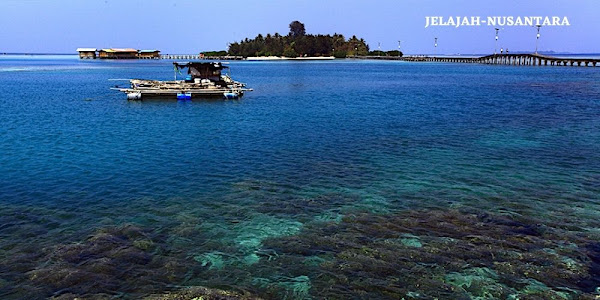 fasilitas open trip pulau tidung