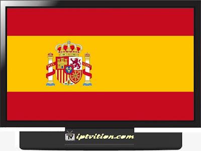 IPTV Spain m3u Channels