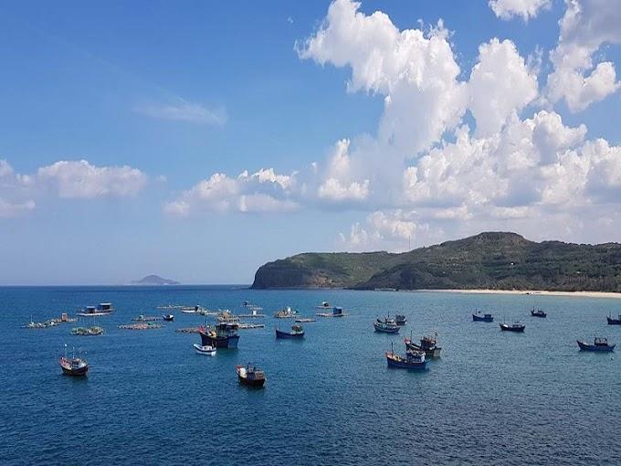 Muốn Bình Yên Hãy Rong Ruổi Bờ Biển Phú Yên