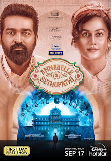 Download Annabelle Sethupathi (2021) Full Movie In Hindi Dual Audio 480p 720p HD