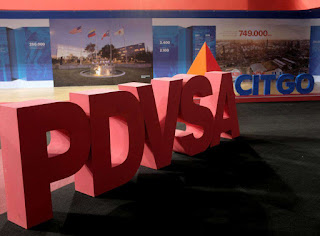 PDVSA's move follows tough, new US financial sanctions imposed on Jan. 28 and aimed at blocking leftist President Nicolas Maduro's access to the country's oil revenue.