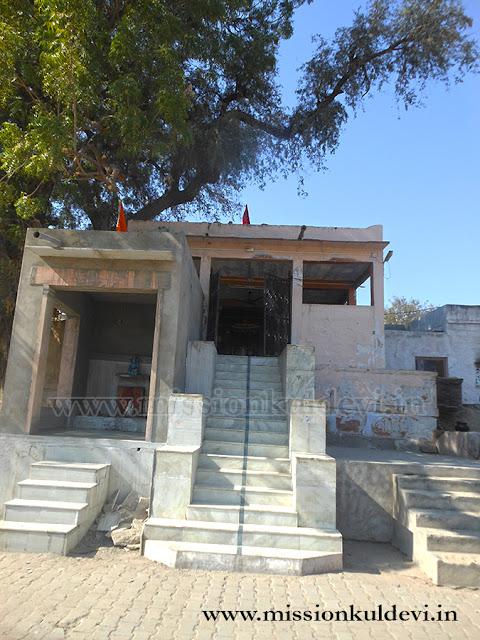 Pandukya / Pandokha / Panduka / Kunti Mata Temple Nagaur