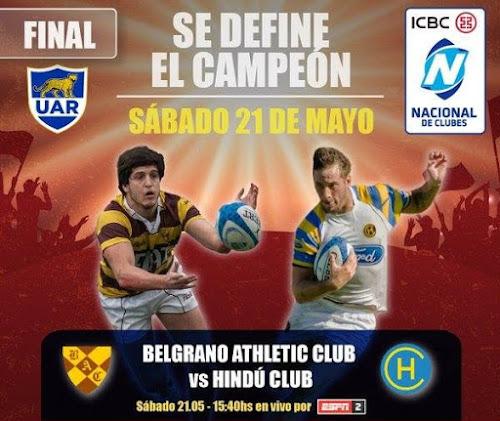 Se define el ICBC Nacional de Clubes