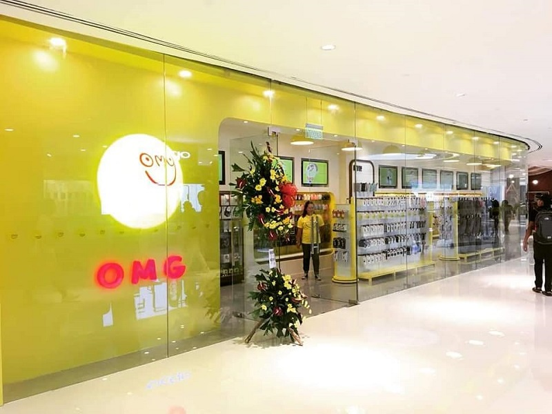 OMG Store opens its 3rd franchise at Festive Walk Iloilo!