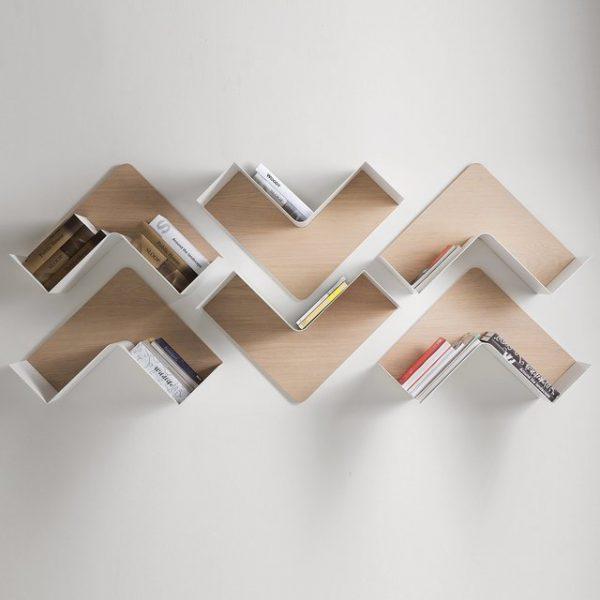 29 Desain Rak Dinding Minimalis Dan Unik