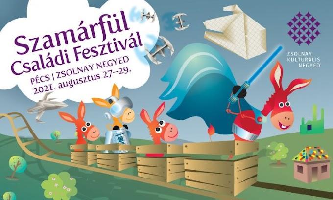 Újra lesz családi fesztivál a pécsi Zsolnay-negyedben