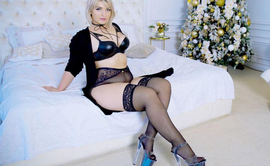 AmazingAmeliax Model GlamourCams
