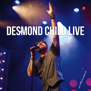 Desmond Child Live album cover.