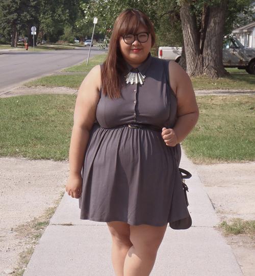 model baju santai untuk orang gemuk