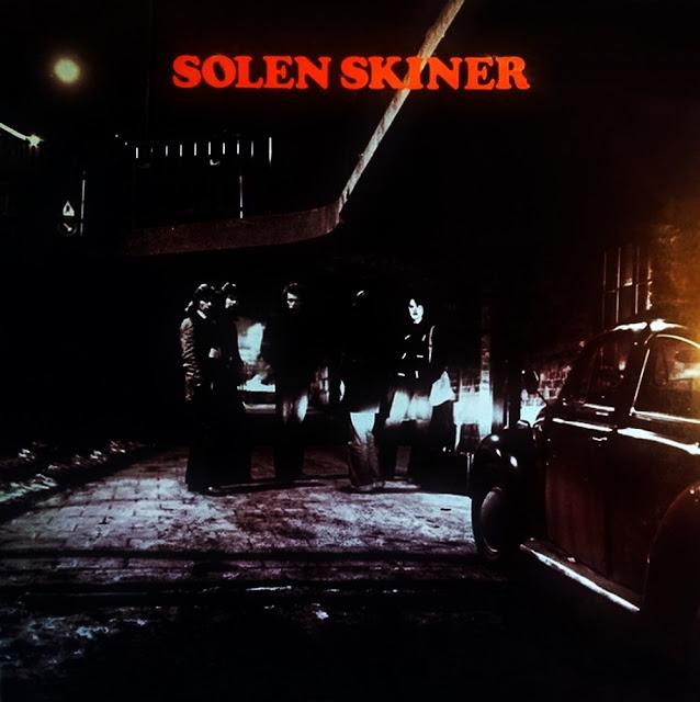 Solen Skiner - Solen Skiner - 1976