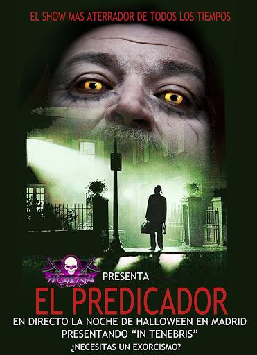 PREDICADOR EN MADRID