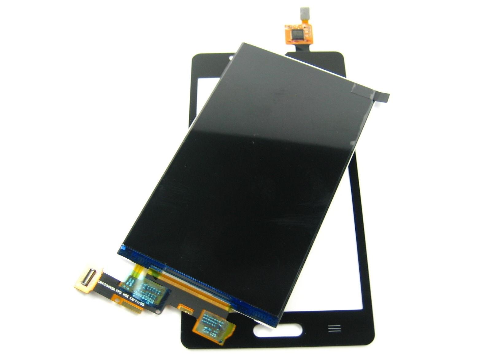 Merawat LCD Handphone.