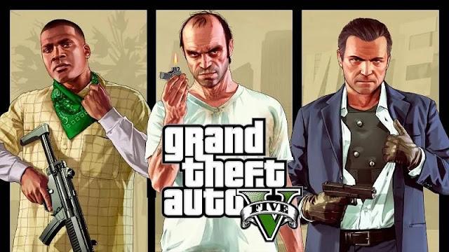 بالصور أحد اللاعبين يكتشف خريطة جديدة للعبة GTA 5 ، هل هي نسخة أجهزة PS5 و Xbox Series ؟