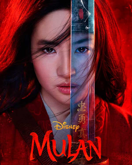 Mulan - Live-action Disney