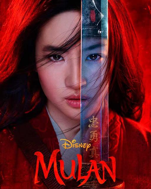 Mulan - Live-action Disney