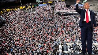 Donald Trump MASSIVE Rally