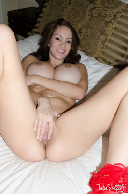 Talia Shepard big boobs pussy naked