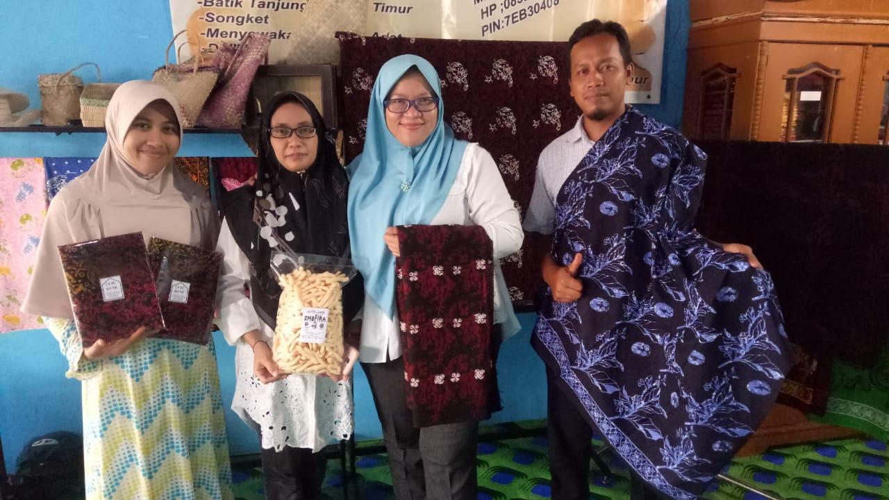 Puluhan Motif Batik di Tanjabtim Sudah Miliki Hak Cipta