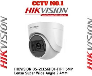 HIKVISION DS-2CE56H0T-ITPF  2.4MM