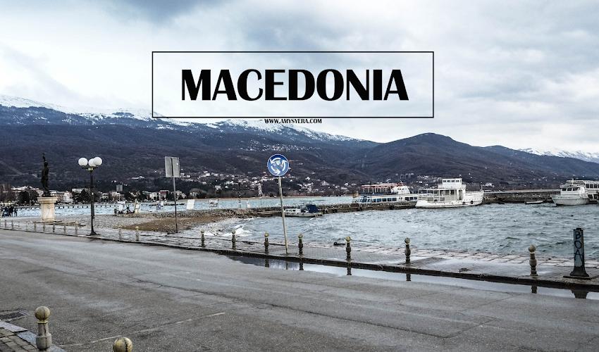 Trip Balkan 10H9M   Macedonia