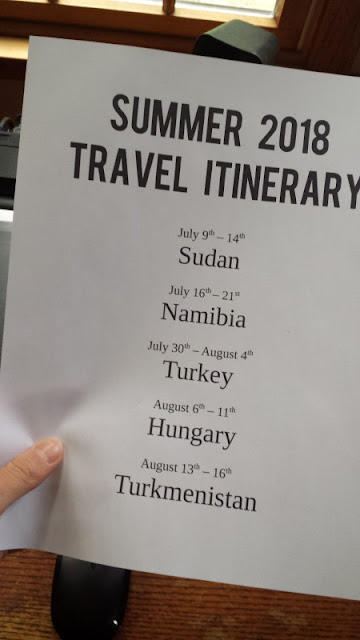 For the 7th summer in a row my kids and I are taking a pretend trip around the world that we call The Educational Summer Vacation. Join us!  {posted @ Unremarkable Files}
