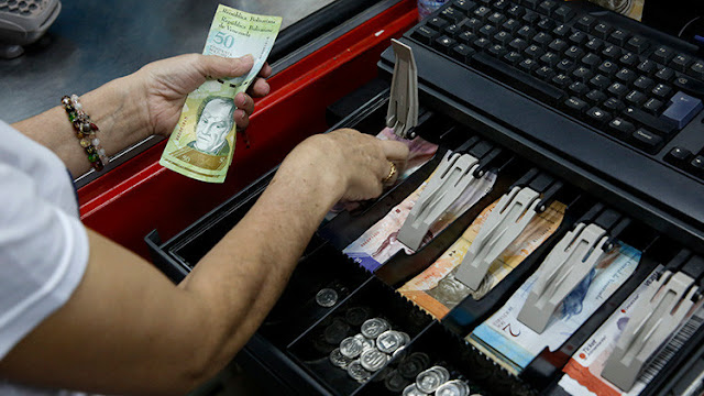 Venezuela confirma la emisión de billetes de 500 y 5.000 bolívares